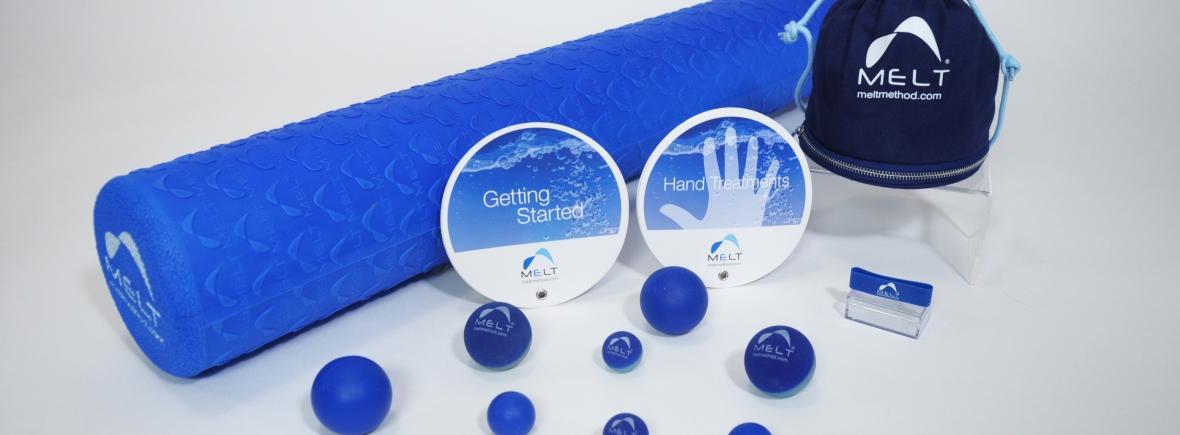 MELT roller + Hand/foot kit