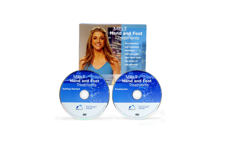 Hand + Foot DVD Set